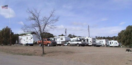 Photo of the Pie Town RV Park